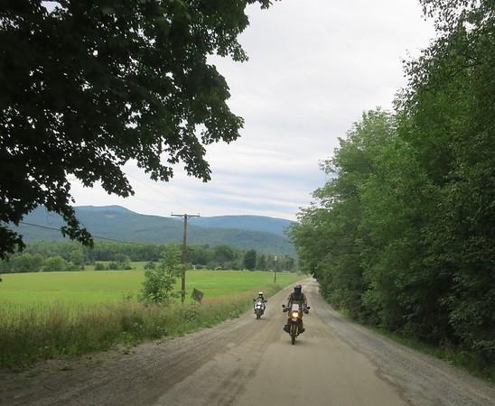 Vermont Ride 26JUL20