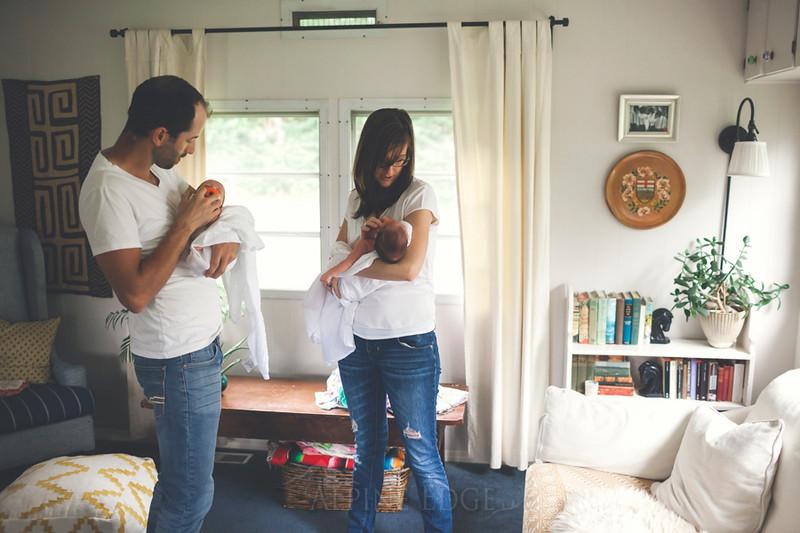 Matt and Heather Twins - June 2016