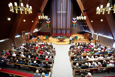 """Mountain View UMC 10-30-2011 """"Harvest Time of Our Lives"""""""