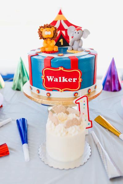 Walker's 1st Birthday!