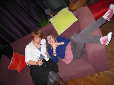 20081231 New Year's Eve at Bettina's