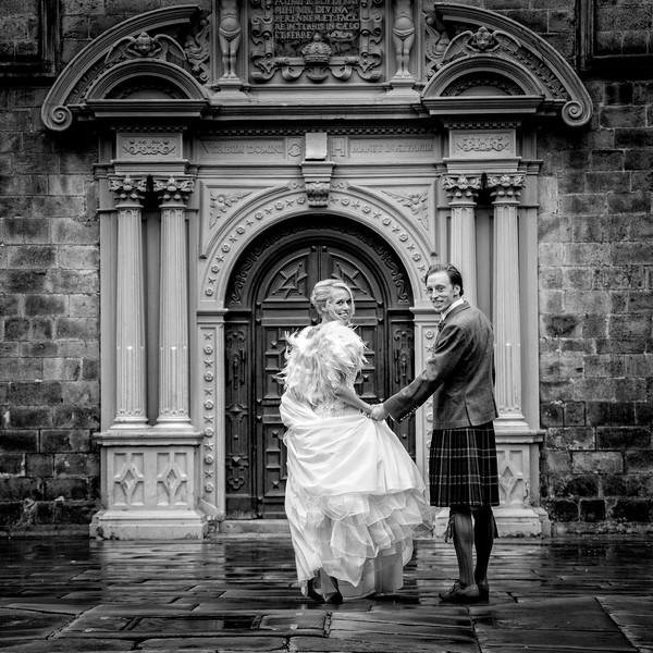 Informal Wedding Photography
