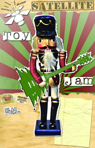 Toy Jam Concert at Satellite Bar