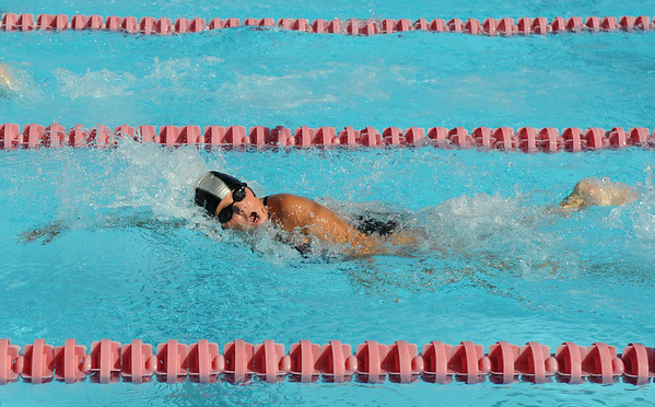 Swimming Districts - 2009