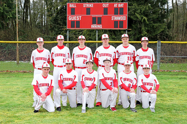 SHS Boys Baseball 2019