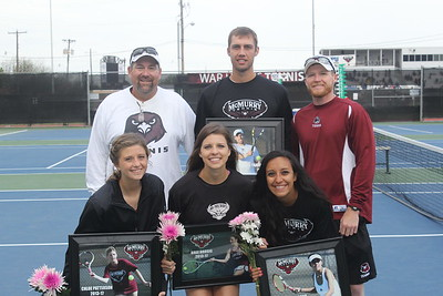 2017 tennis senior day