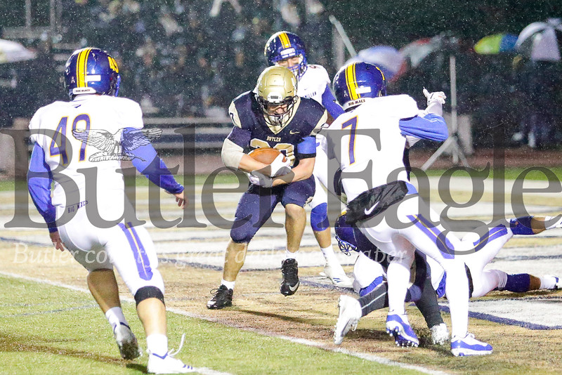 54953 - Butler vs Canon McMillan Football