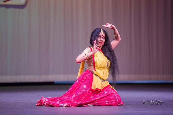 Radha Dutta Dance ICCC 2016