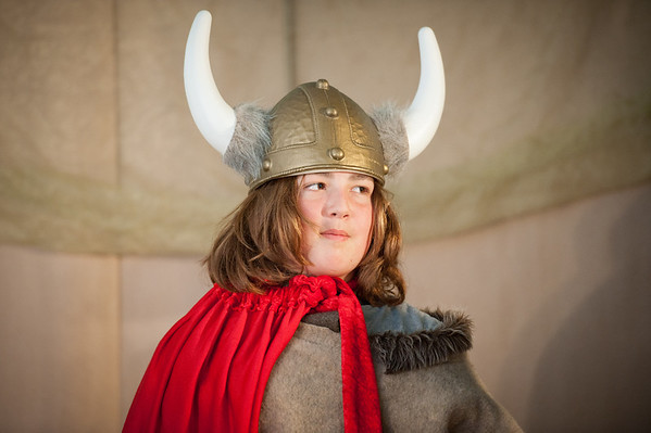 """4th Grade Play """"The Theft of Thor's Hammer"""""""