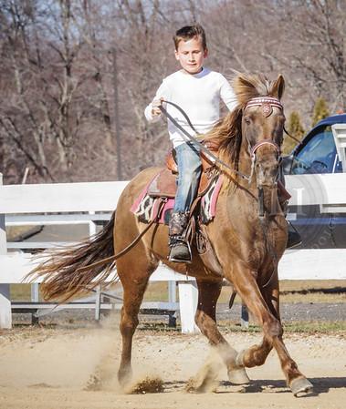 2015 April 12 - CT Barrel Horse