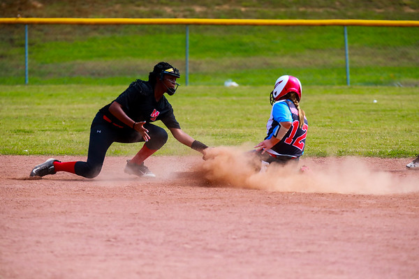 Maumelle Diamonds vs. Lady Logistics