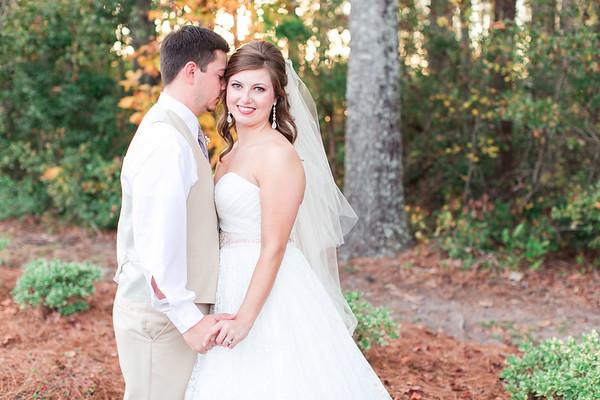 Devin + Lexie | South Carolina Wedding
