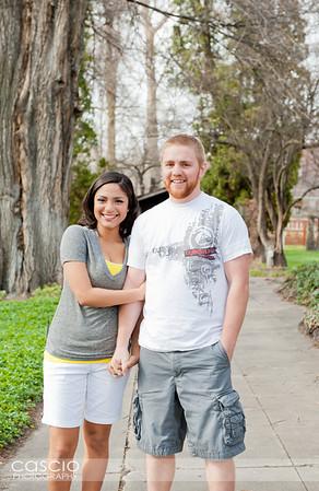 Ania & Darren Engagements