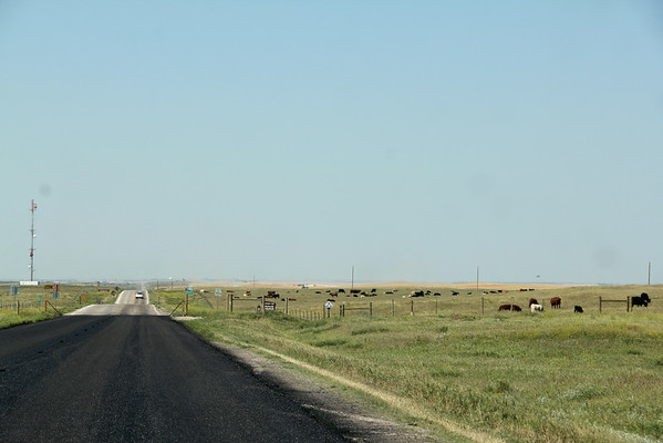 Wall Drug in Wall, SD - Aug 2014
