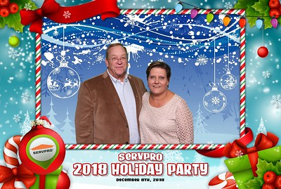 SERVPRO Holiday Party