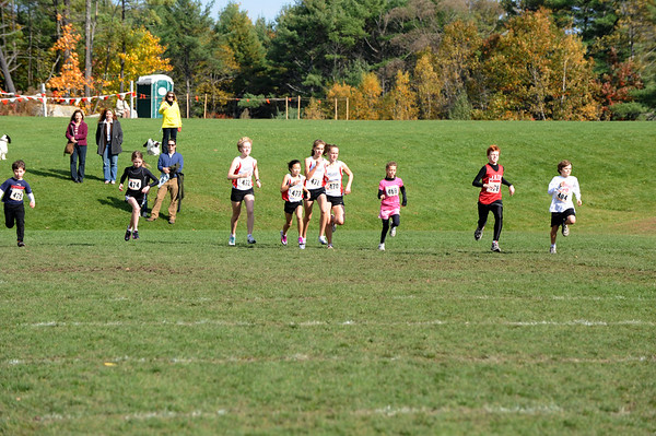 Cross-country Developmental meet 10/17