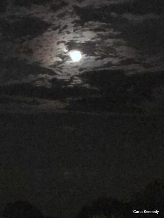 2019 09-13 Full Moon @ the Rock'n K