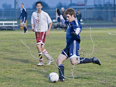 CHS Boys Soccer 2008 JV-A