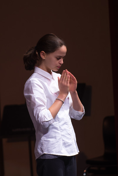 eurythmy at school sharing assembly