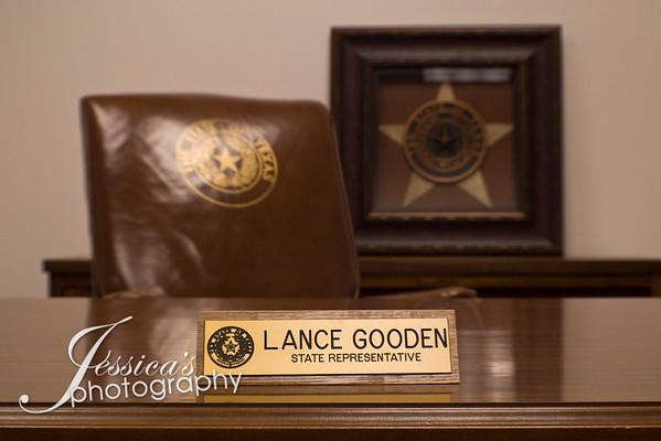 Austin TX-Swearing in of Rep. Lance Gooden