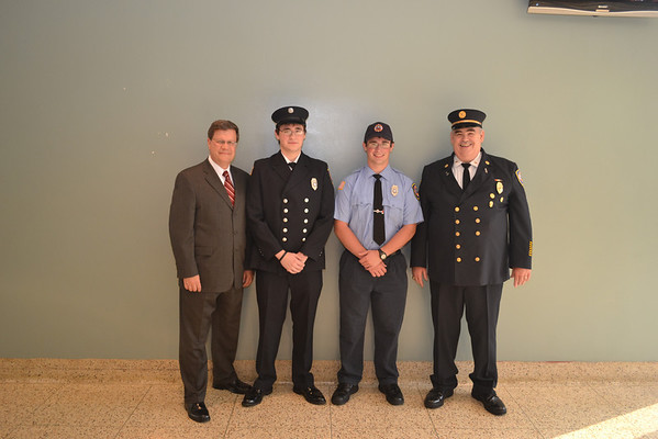 Bergen County, NJ Firefighter 1 and 2 Graduation 2011