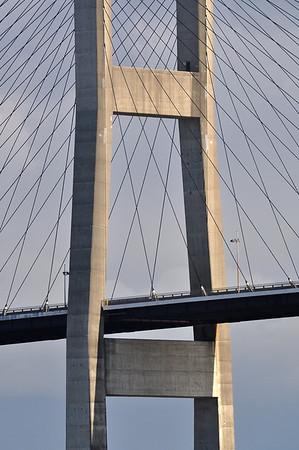 Alex Fraser Bridge Vancouver