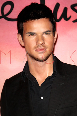 """NEW YORK, NY - NOVEMBER 15:  Taylor Lautner's wax figure at the Taylor Lautner """"The Twilight Saga"""" wax figure unveiling at Madame Tussauds on November 15, 2012 in New York City."""