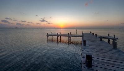 Sunset Lagoon Side Dec 2010