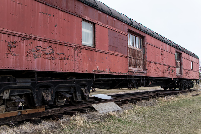 Old Goods Train