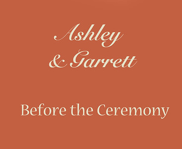 Ashley & Garrett Roush Wedding