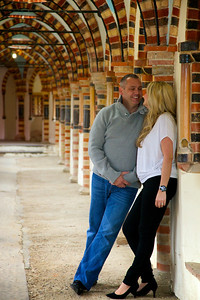 Michelle and Nigel Pre-Wedding Shoot