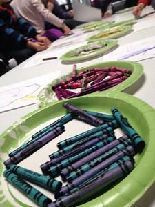 ADVENTure Kids 14-15 Favorite Color Day