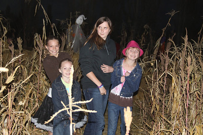 Halloween at Wheeler Farm