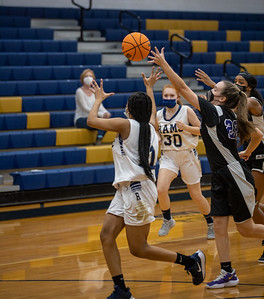 Girls JV Basketball 1/26