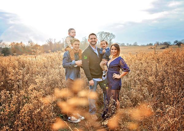 Seabolt-Gentry Family