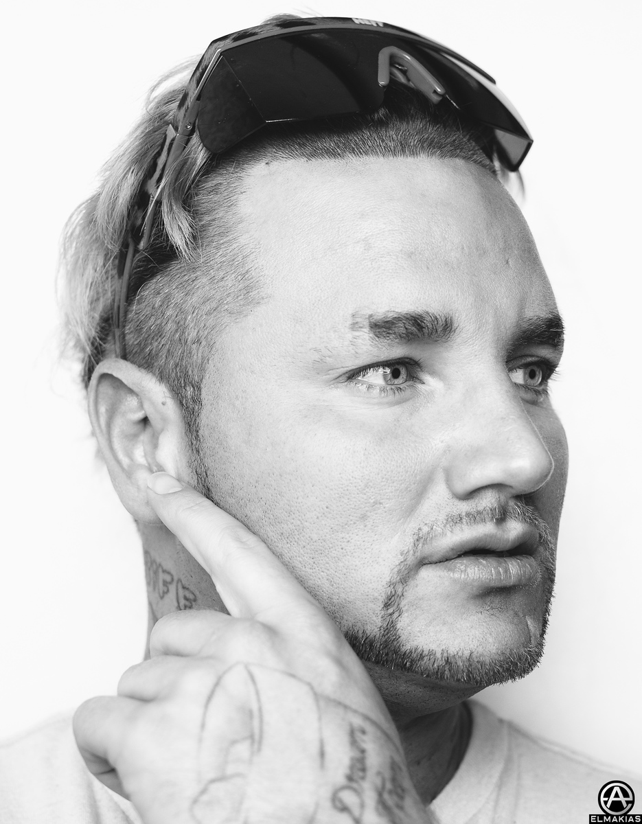 Sigma 50mm Backstage Portraits of Riff Raff