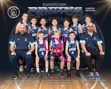 Bankstown Team Photos 2019