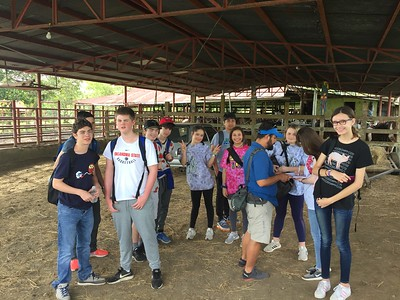 Upper School Trip to Costa Rica 2019
