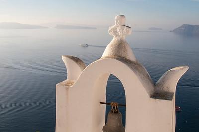 Santorini Creece