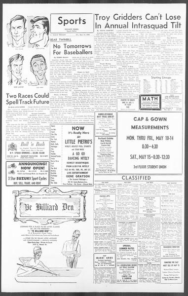 Daily Trojan, Vol. 56, No. 118, May 14, 1965
