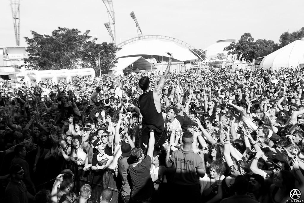 Barricade - Soundwave Festival 2013