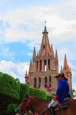 People of San Miguel De Allende/Guanajuato City/Atotonilco