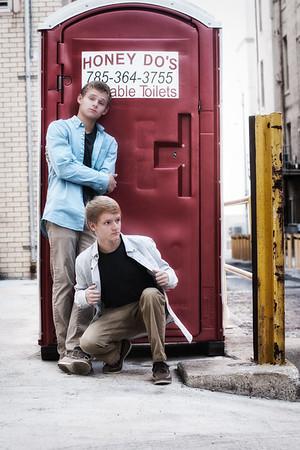 Caleb & Conner