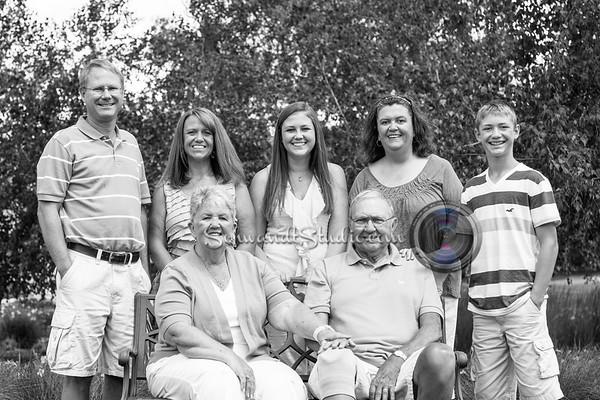 Sandy Mills Family