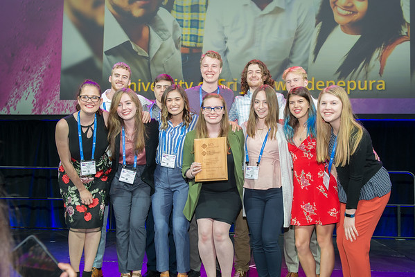 2019 Student Chapter Awards - Orlando