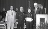 IPD Graduation, April 28, 1988, Img. 20, with Mayor Hudnut, Richard I. Blankenbaker, Paul A. Annee