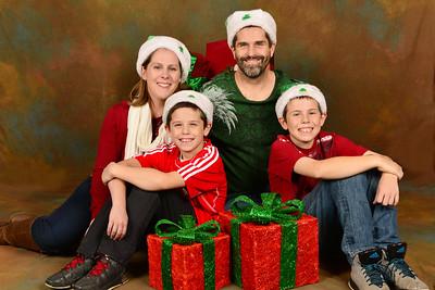 Christmas Bazaar Portraits - Dec. 5, 2014