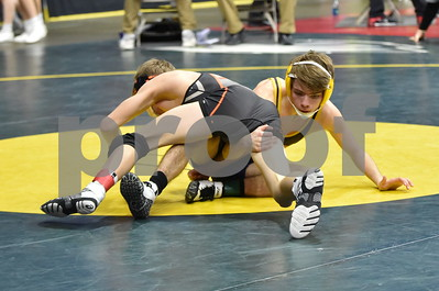 2A State Wrestling: Consolation 2/17/17