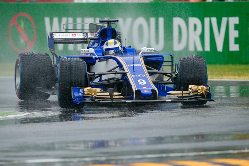 9 - Marcus Ericsson