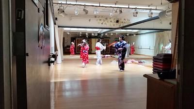 Japanese Dance with Sachiyo Ito